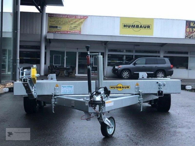 Heckcontainer des Typs Humbaur HAK 254020 Autotransporter NEUHEIT!!!, Neumaschine in Gevelsberg (Bild 2)