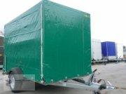 Heckcontainer des Typs Humbaur KFT 1500, Kleinfahrzeugtransporter mit Plane, Neumaschine in Gevelsberg