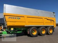 Joskin Trans-Space 8000/27TRC Heckcontainer