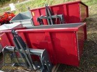 Klesberg hydr. Transportcontainer, Heckmulde, Kippmulde, Kipper Heckcontainer