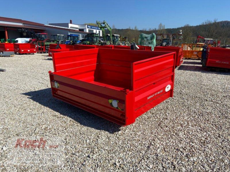 Heckcontainer a típus Krpan PT 180/125 hydr., Neumaschine ekkor: Neumarkt / Pölling (Kép 1)