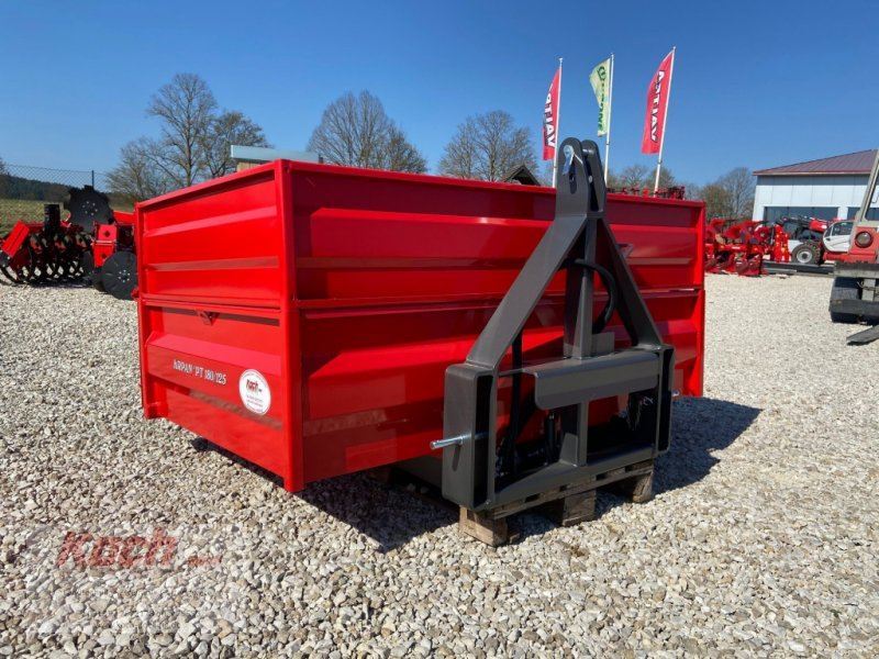Heckcontainer a típus Krpan PT 180/125 hydr., Neumaschine ekkor: Neumarkt / Pölling (Kép 2)