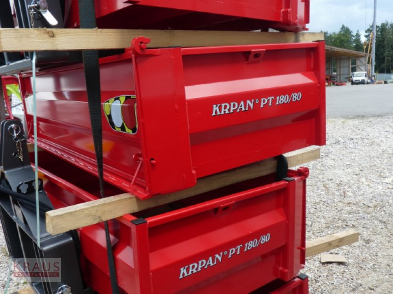 Heckcontainer des Typs Krpan PT 180- 200, Neumaschine in Geiersthal (Bild 2)