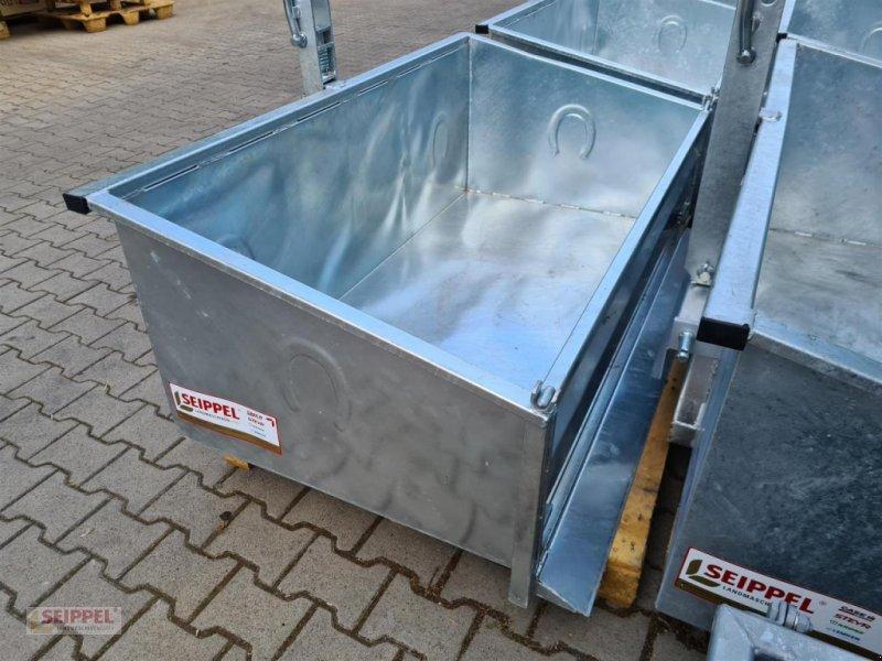 Heckcontainer des Typs Maack HC 160 KIPPBAR FZ, Neumaschine in Groß-Umstadt (Bild 1)