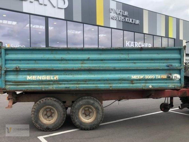 Heckcontainer типа Mengele MEDK 8TA, Gebrauchtmaschine в Colmar-Berg (Фотография 2)