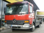Heckcontainer typu Mercedes-Benz Atego 818 Abschleppwagen, Gebrauchtmaschine w Gevelsberg