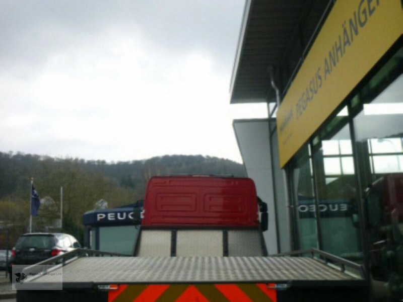 Heckcontainer типа Mercedes-Benz Atego 818 Abschleppwagen, Gebrauchtmaschine в Gevelsberg (Фотография 4)