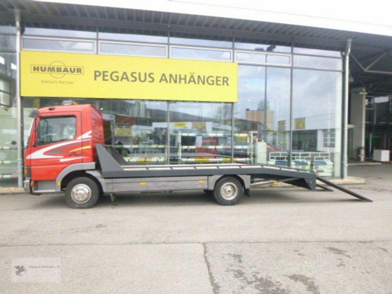 Heckcontainer типа Mercedes-Benz Atego 818 Abschleppwagen, Gebrauchtmaschine в Gevelsberg (Фотография 11)