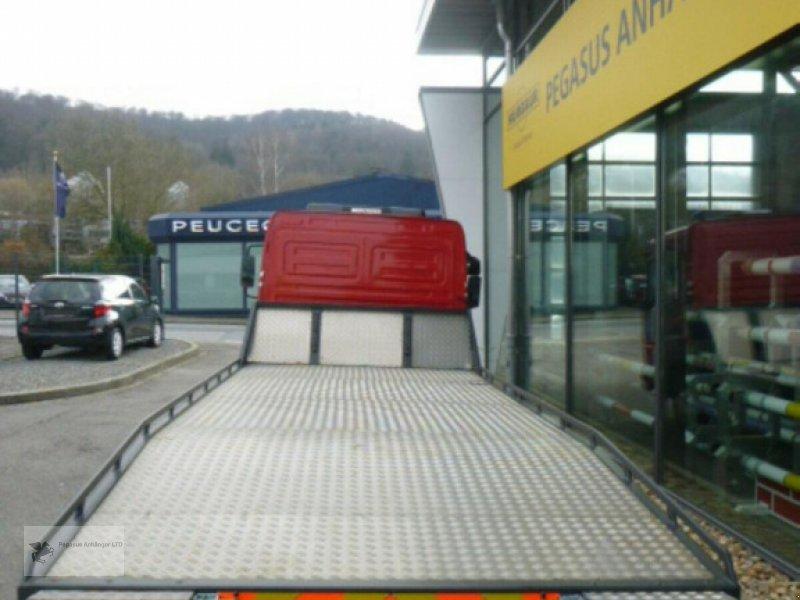 Heckcontainer типа Mercedes-Benz Atego 818 Abschleppwagen, Gebrauchtmaschine в Gevelsberg (Фотография 5)