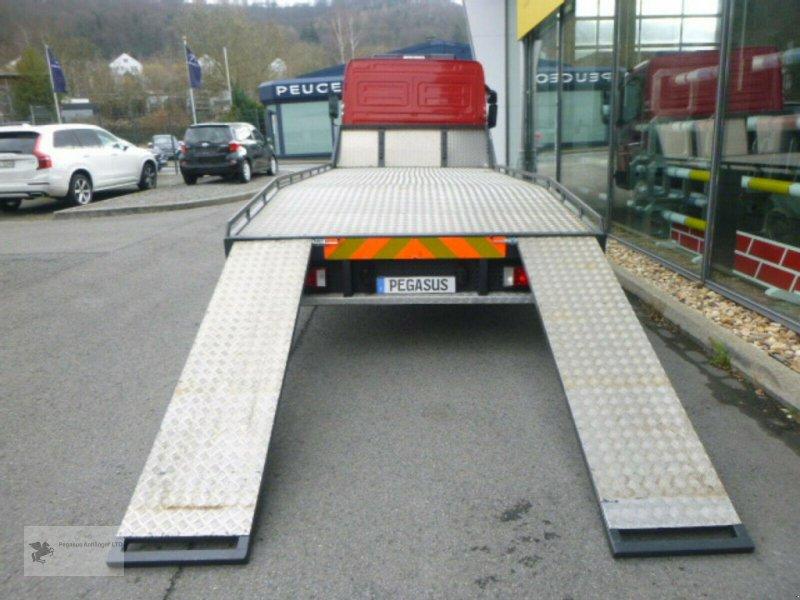 Heckcontainer типа Mercedes-Benz Atego 818 Abschleppwagen, Gebrauchtmaschine в Gevelsberg (Фотография 10)