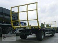 Metal-Fach Ballenwagen T009 3-Achser Задний контейнер