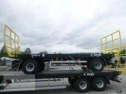 Heckcontainer des Typs Metal-Fach Ballenwagen T014/2 2-Achser, Neumaschine in Gevelsberg