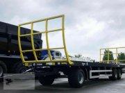 Heckcontainer типа Metal-Fach T009 Ballenwagen 15,0to Vorführwagen, Vorführmaschine в Gevelsberg