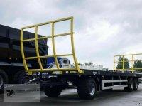 Metal-Fach T009 Ballenwagen 15,0to Vorführwagen Heckcontainer