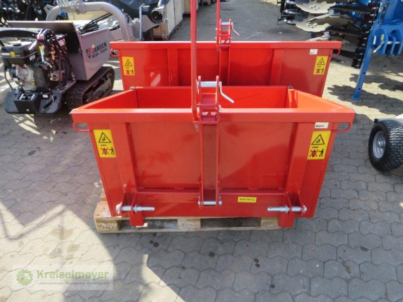 Heckcontainer des Typs Nopi RC120 1,2m Transportcontainer / Heckschaufel / Transportbox NEU, Neumaschine in Feuchtwangen (Bild 1)