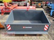 Heckcontainer типа Saphir TL 180, Gebrauchtmaschine в Bockel - Gyhum