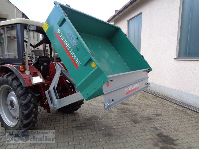 Heckcontainer типа Scheibelhofer Export 180/1000, Neumaschine в Treuchtlingen (Фотография 8)