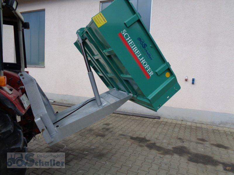 Heckcontainer типа Scheibelhofer Export 180/1000, Neumaschine в Treuchtlingen (Фотография 9)