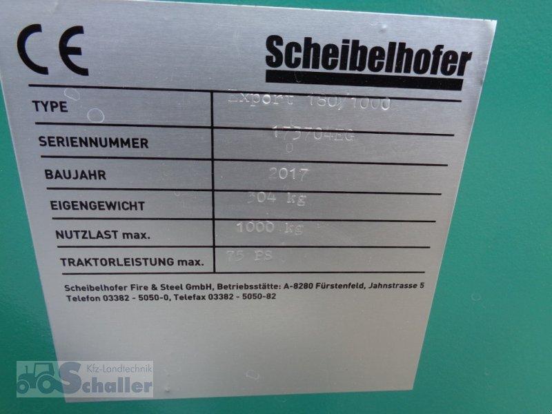 Heckcontainer типа Scheibelhofer Export 180/1000, Neumaschine в Treuchtlingen (Фотография 14)