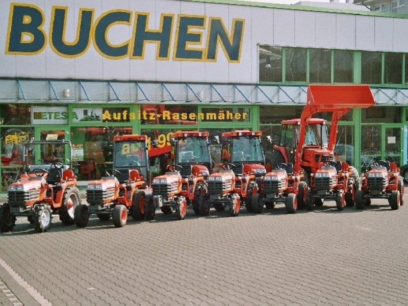 Heckcontainer типа Scheibelhofer Garden 120-70 Twin, Neumaschine в Olpe (Фотография 6)