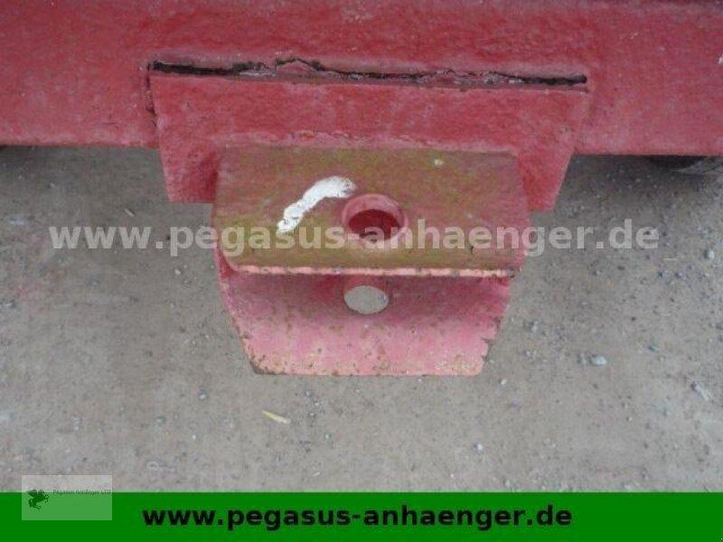 Heckcontainer типа Sonstige 1-Achs-Anhänger für Treckerzug, Gebrauchtmaschine в Gevelsberg (Фотография 9)
