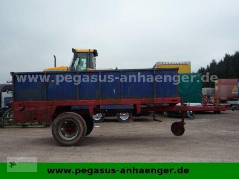 Heckcontainer типа Sonstige 1-Achs-Anhänger für Treckerzug, Gebrauchtmaschine в Gevelsberg (Фотография 4)