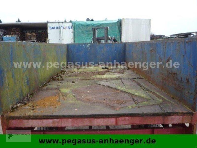Heckcontainer типа Sonstige 1-Achs-Anhänger für Treckerzug, Gebrauchtmaschine в Gevelsberg (Фотография 7)
