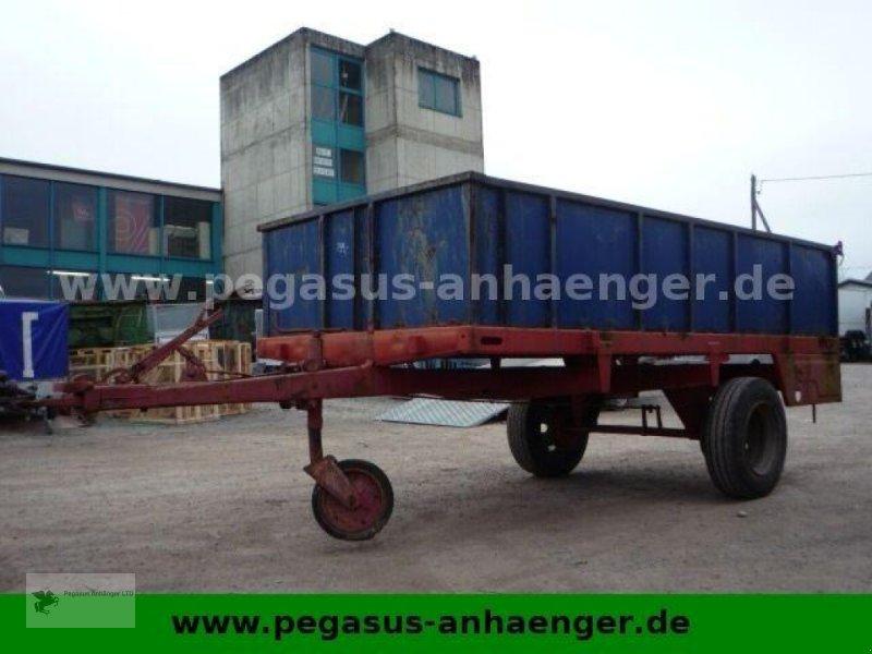 Heckcontainer типа Sonstige 1-Achs-Anhänger für Treckerzug, Gebrauchtmaschine в Gevelsberg (Фотография 3)