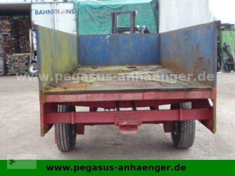 Heckcontainer типа Sonstige 1-Achs-Anhänger für Treckerzug, Gebrauchtmaschine в Gevelsberg (Фотография 6)