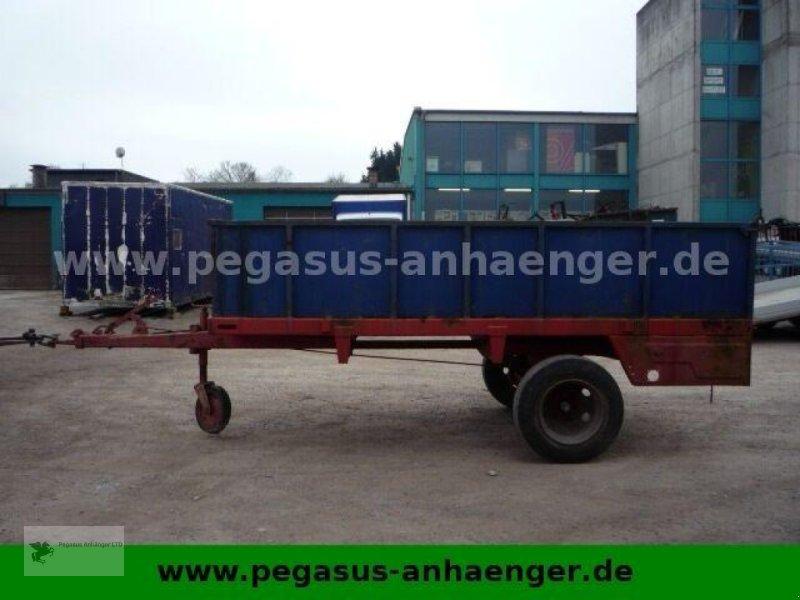 Heckcontainer типа Sonstige 1-Achs-Anhänger für Treckerzug, Gebrauchtmaschine в Gevelsberg (Фотография 5)