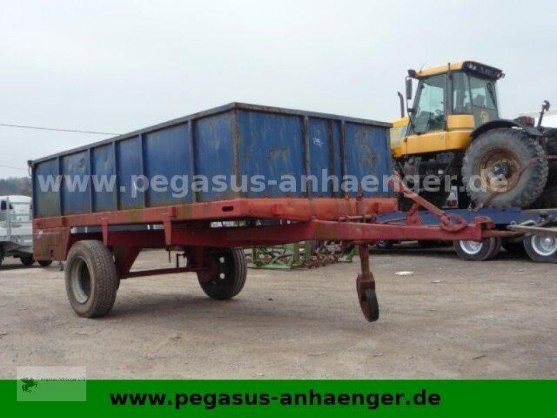 Heckcontainer типа Sonstige 1-Achs-Anhänger für Treckerzug, Gebrauchtmaschine в Gevelsberg (Фотография 1)