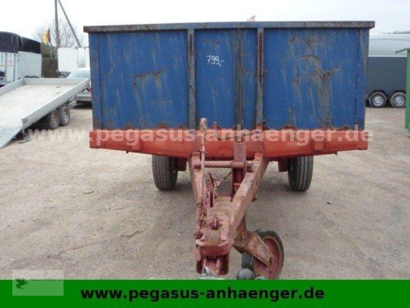 Heckcontainer типа Sonstige 1-Achs-Anhänger für Treckerzug, Gebrauchtmaschine в Gevelsberg (Фотография 2)
