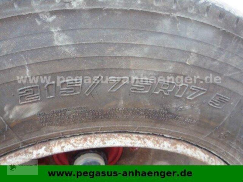 Heckcontainer типа Sonstige 1-Achs-Anhänger für Treckerzug, Gebrauchtmaschine в Gevelsberg (Фотография 8)