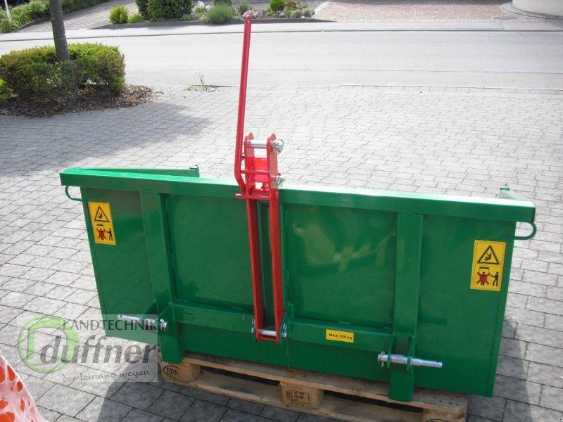 Heckcontainer des Typs Sonstige 150 cm, Neumaschine in Hohentengen (Bild 3)