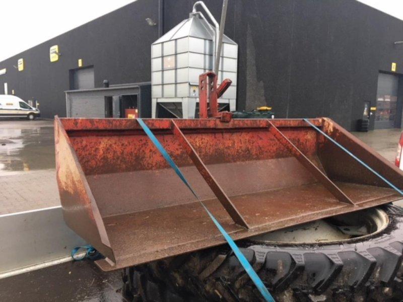 Heckcontainer типа Sonstige BAGTIPSKOVL 2,0M, Gebrauchtmaschine в Herning (Фотография 1)