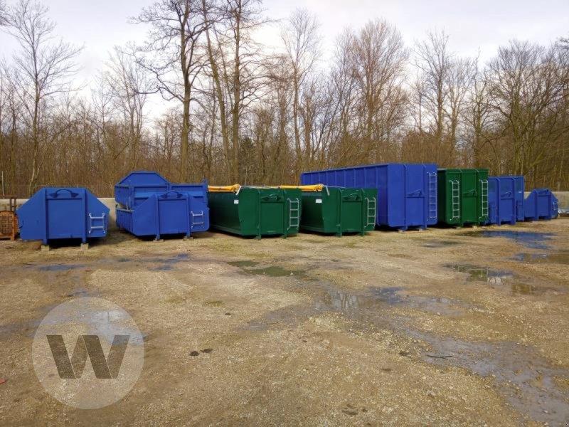 Heckcontainer des Typs Sonstige CONTAINER S-10, Neumaschine in Husum (Bild 3)