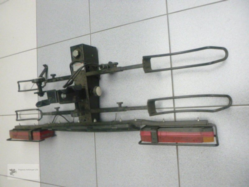 Heckcontainer типа Sonstige Fahrradträger für PKW ST Bike-Hiker 35kg, Gebrauchtmaschine в Gevelsberg (Фотография 3)