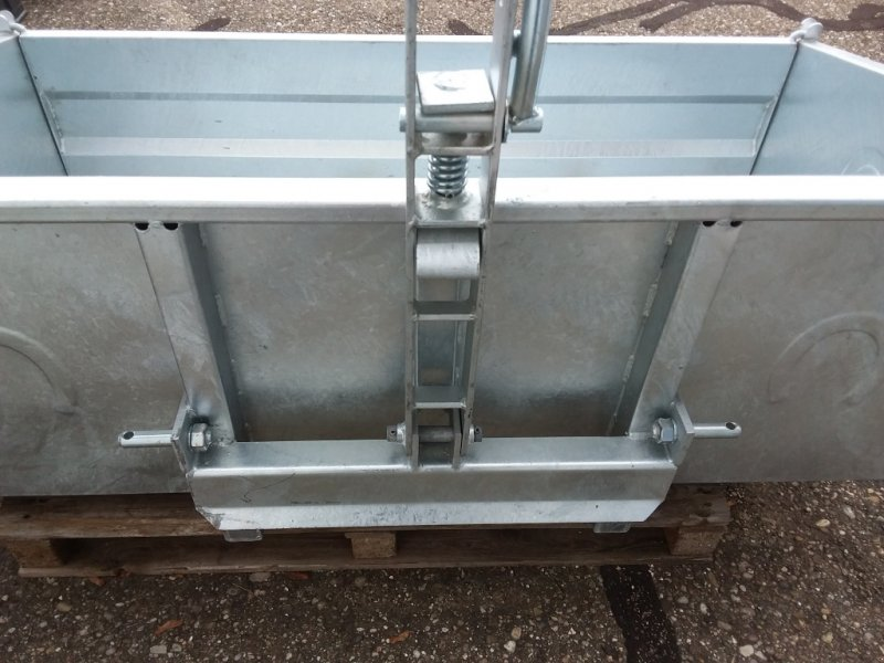 Heckcontainer des Typs Sonstige Heckcontainer Ladeschaufel Heckschaufel, Neumaschine in Merklingen (Bild 4)