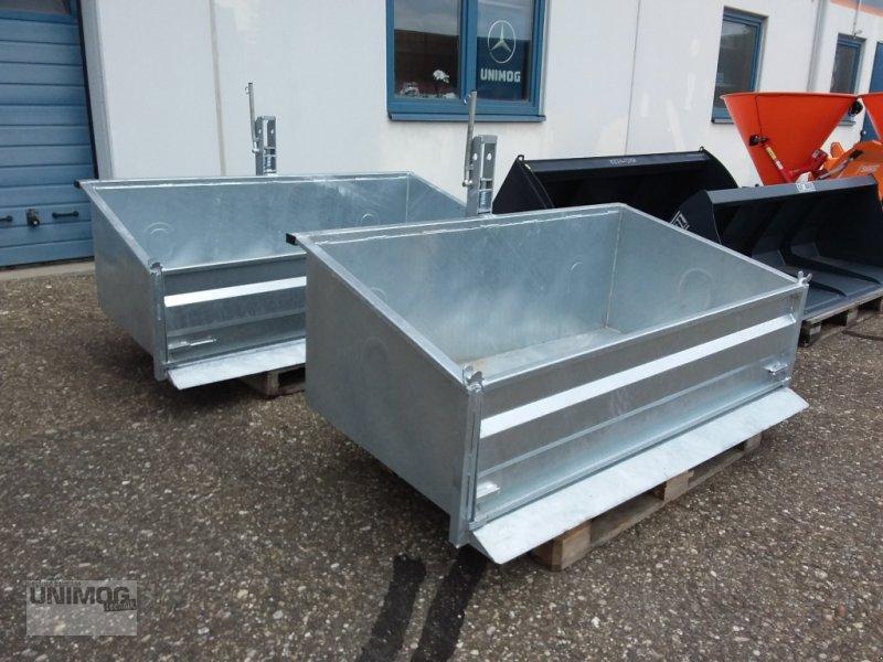 Heckcontainer des Typs Sonstige Heckcontainer Ladeschaufel Heckschaufel, Neumaschine in Merklingen (Bild 1)