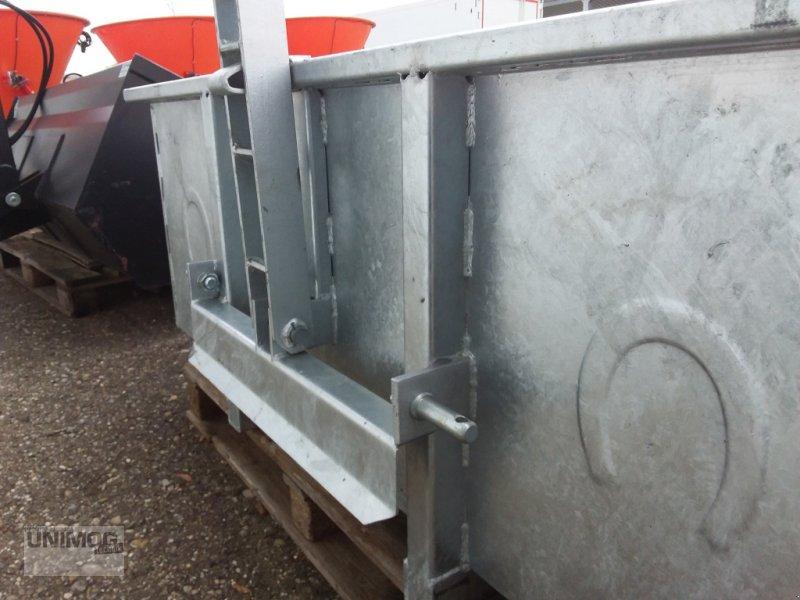 Heckcontainer des Typs Sonstige Heckcontainer Ladeschaufel Heckschaufel, Neumaschine in Merklingen (Bild 5)
