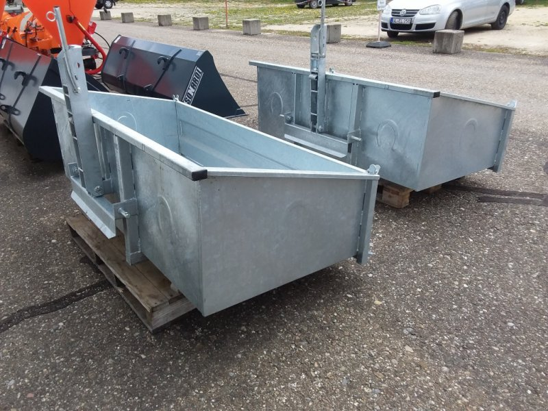 Heckcontainer des Typs Sonstige Heckcontainer Ladeschaufel Heckschaufel, Neumaschine in Merklingen (Bild 9)