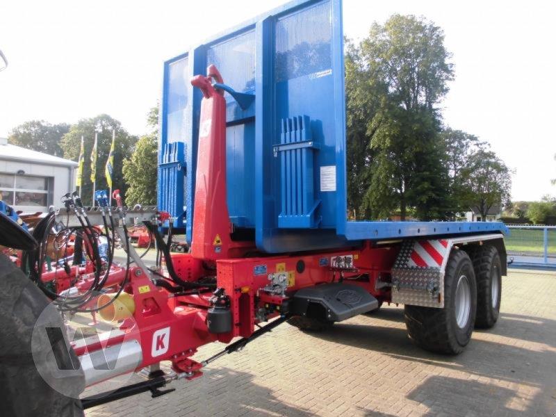 Heckcontainer типа Sonstige PLATTFORM S-16 HD, Neumaschine в Husum (Фотография 1)