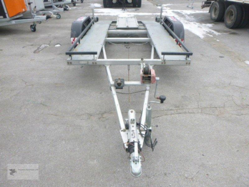 Heckcontainer des Typs Sonstige Trailer Autotransporter 2to, Gebrauchtmaschine in Gevelsberg (Bild 2)
