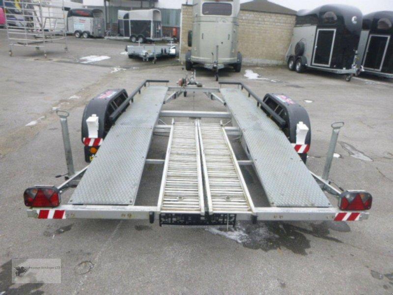 Heckcontainer des Typs Sonstige Trailer Autotransporter 2to, Gebrauchtmaschine in Gevelsberg (Bild 5)