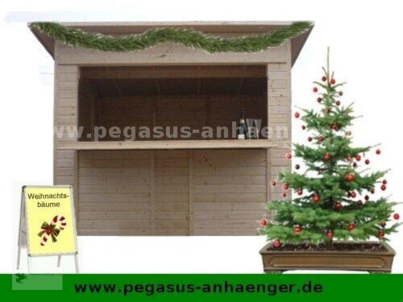 Heckcontainer des Typs Sonstige Verkaufshäuschen, Bude, Weihnachtsmarktstand, Neumaschine in Gevelsberg (Bild 1)