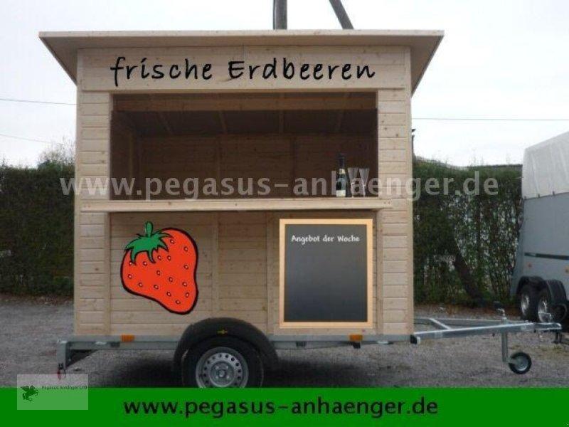 Heckcontainer des Typs Sonstige Verkaufshaus aus Holz, Neumaschine in Gevelsberg (Bild 1)