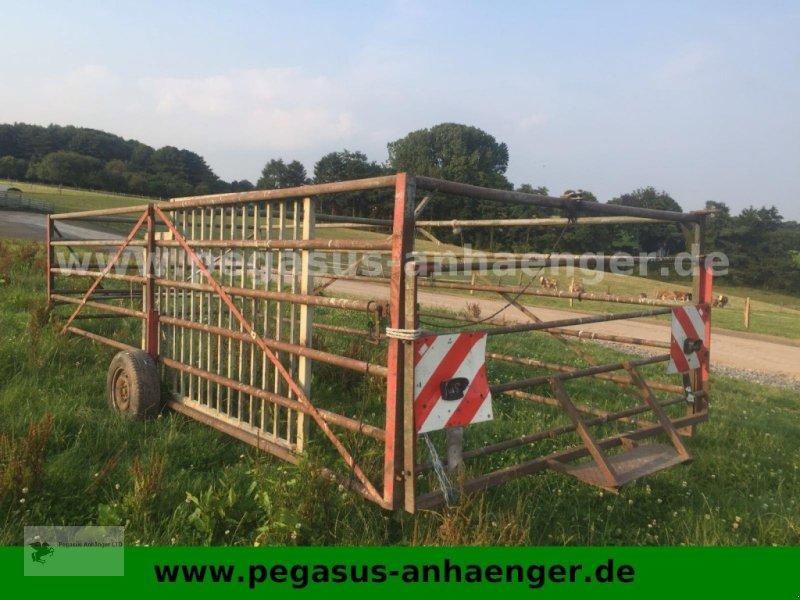 Heckcontainer типа Sonstige Viehfangwagen Umtriebswagen für Treckerzug, Gebrauchtmaschine в Gevelsberg (Фотография 1)