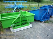 Heckcontainer des Typs Transportcontainer hydr. Kippmulde, Heckmulde, Kippcontainer 1,50m - 2,40m, Neumaschine in Pfarrweisach