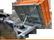 Heckcontainer des Typs Univoit Container Dreiseitenkipper Nutzlast 3500 kg, Neumaschine in Warmensteinach