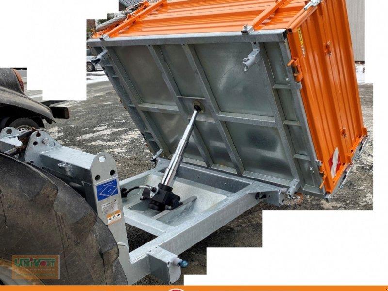 Heckcontainer des Typs Univoit Container Dreiseitenkipper Nutzlast 3500 kg, Neumaschine in Warmensteinach (Bild 1)